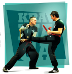 Illustration Krav-Maga